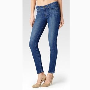 PAIGE Skinny Ankle Jeans! Size 26